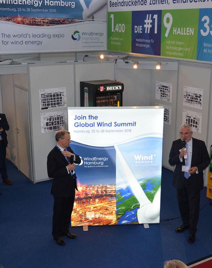 Sereema will be joining the Global Wind Summit as an actor in the world's biggest wind industry meeting reflecting wind energy sucess story.