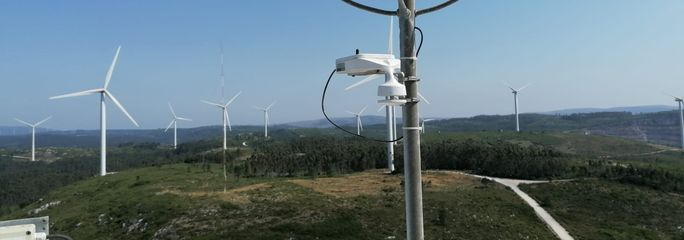 Windfit installed on turbine for Iberwind in Spain