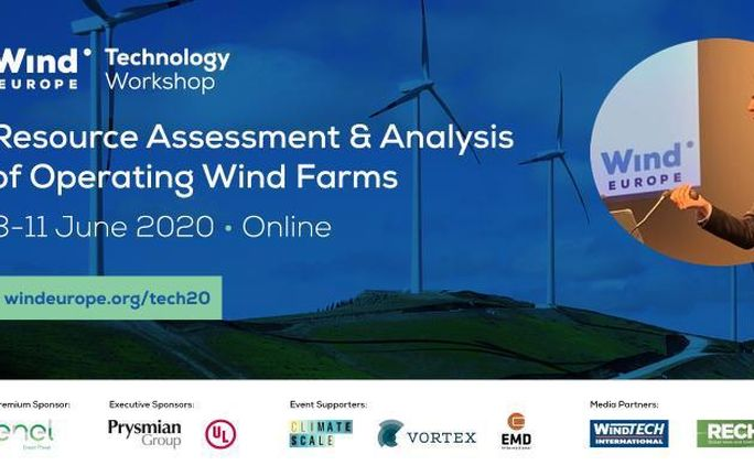 Bruno Pinto speaks at WindEurope WindTech20 Workshop on Technology