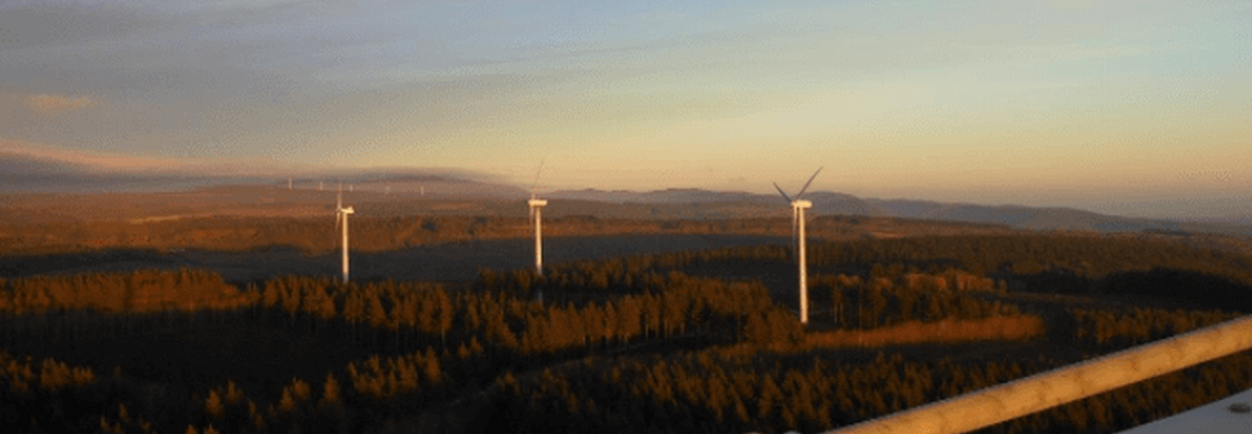 Windfit® has been installed on RES new operating windfarm in France