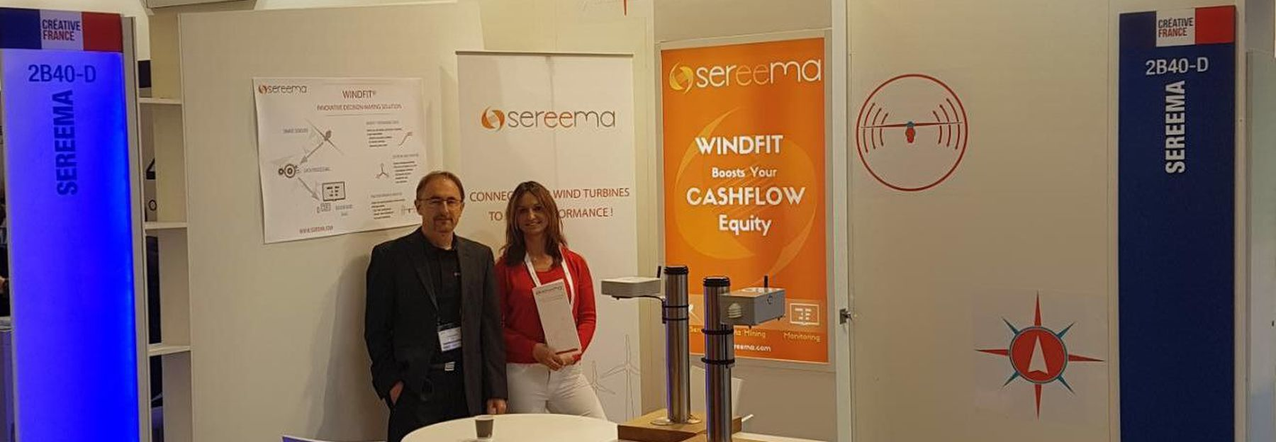 Sereema was there last year in Amsterdam. Ready to meet with you in Hamburg in a couple of weeks.