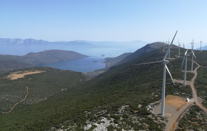 Windift will equip wind turbines on Goritsa wind farm operated by Total Eren